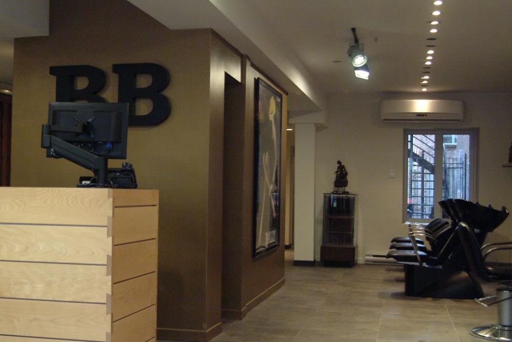 Salon de coiffure pour homme a Montreal  - Beaute business