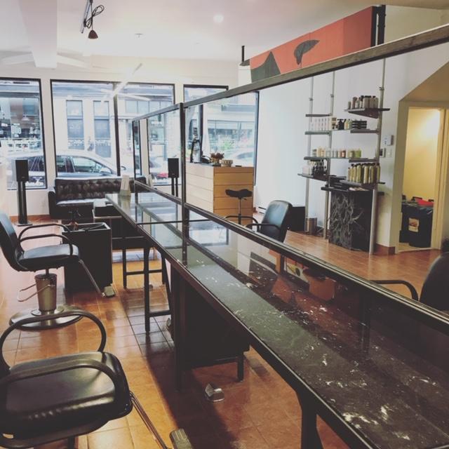 Salon de coiffure à Montréal - Beauté Business sur St-Laurent