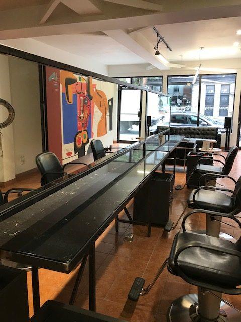 Salon de coiffure à la Petite Italie - Beauté Business sur St-Laurent